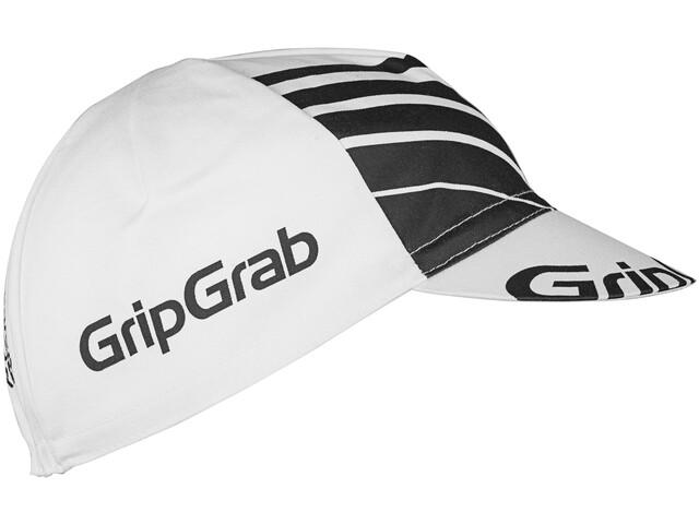 GripGrab Classic Hovedbeklædning hvid/sort (2019) | Hovedbeklædning